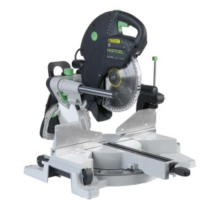 Festool Kapex KS 120 with it's sliding rails and superior accuracy, is such an amazing tool.