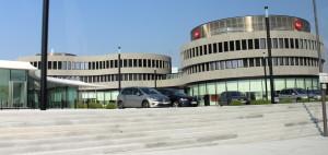 Leica HQ in Wetzler.